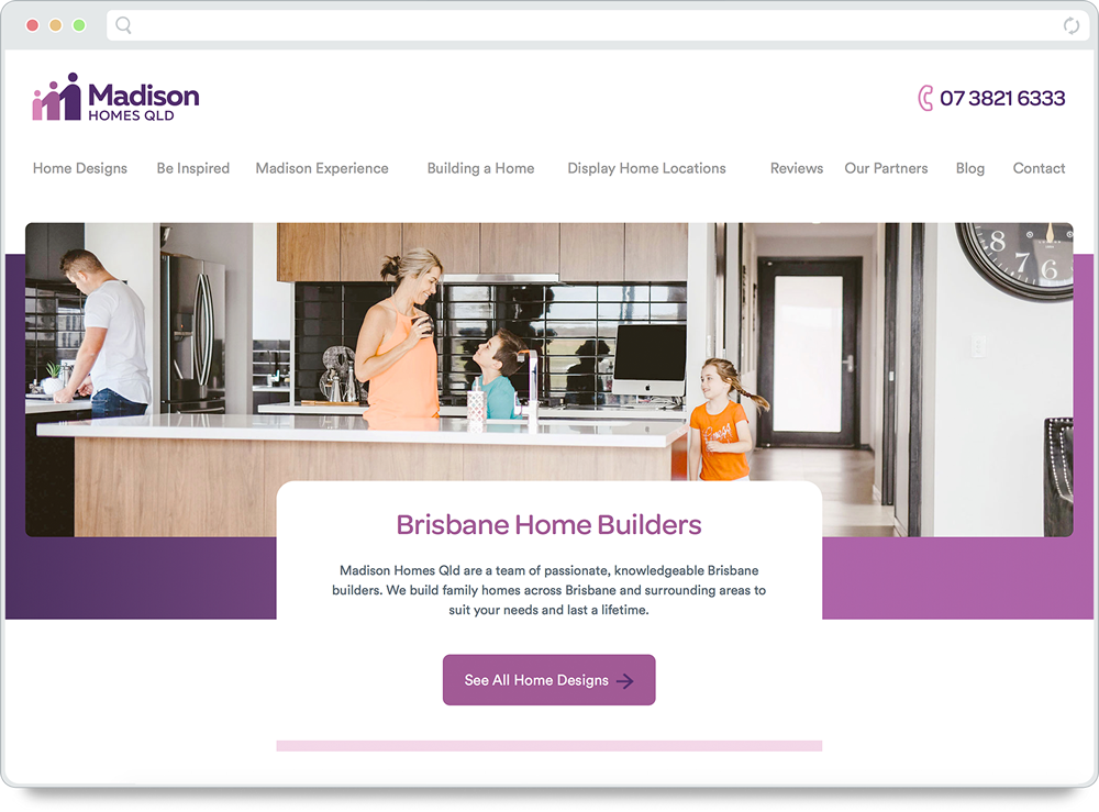 Madison Homes Queensland
