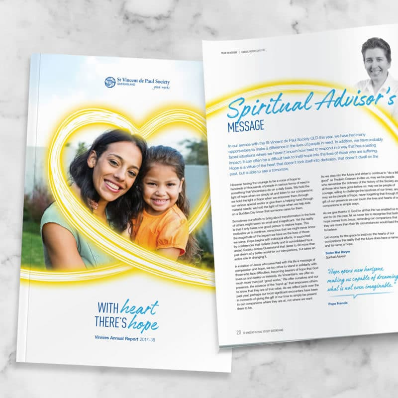 St Vinnies - Annual Reports
